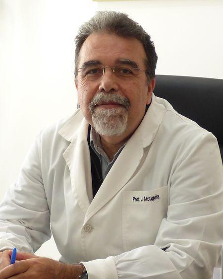 Infecciologista Jorge Atouguia.