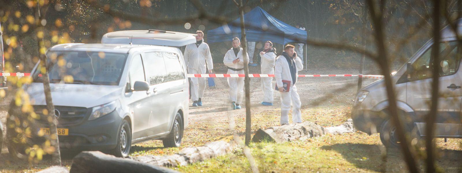 Am 14. November 2016 wurde beim Fräiheetsbam in Strassen die Leiche von Florentina E. gefunden. Sie war in der Nacht zuvor mit einem Kopfschuss getötet worden.