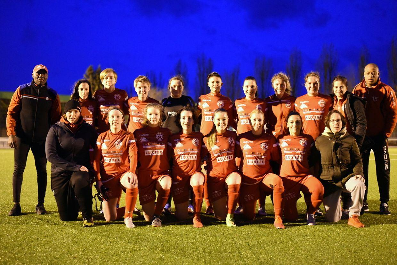 La formation du FC Mamer 32.