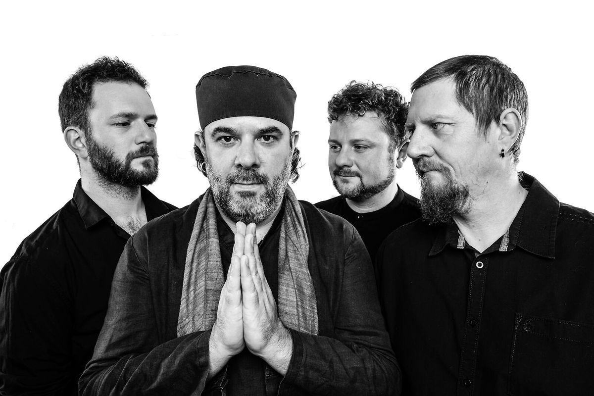 Serge Tonnar und seine drei treuen Legotrip-Mannen – Misch Feinen, Eric Falchero und Rom Christnach (v.l.n.r.) – stellen am 1. April in der Kulturfabrik das neue Album vor.