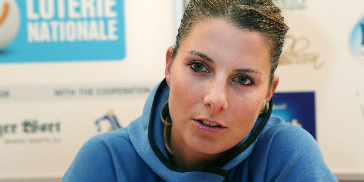"""Mandy Minella: """"Ich fokussiere mich zu sehr auf das Ziel und nicht genug auf den Weg, der dorthin führt."""""""