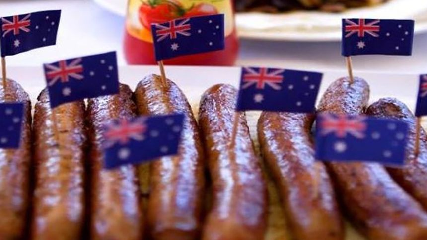 Image result for australian democracy sausage