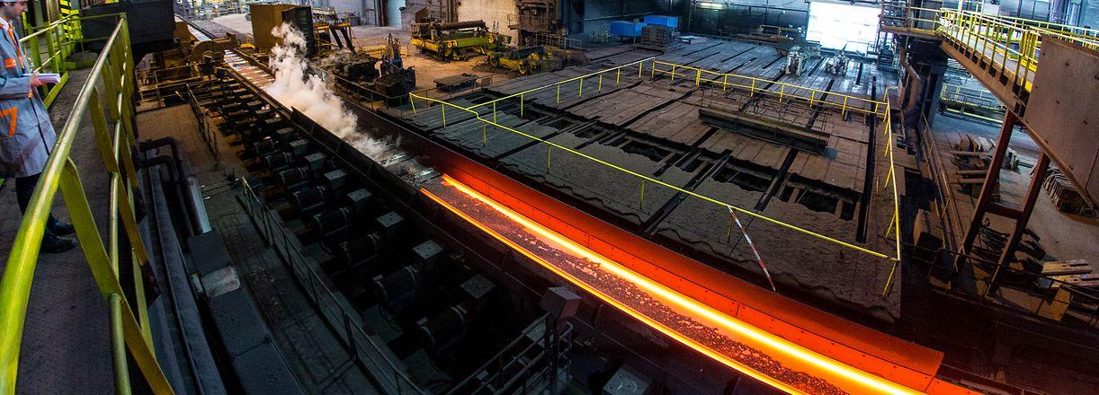 Die Entsorgung von Problemstoffen im Stahlwerk in Differdingen steht aktuell zur Debatte.