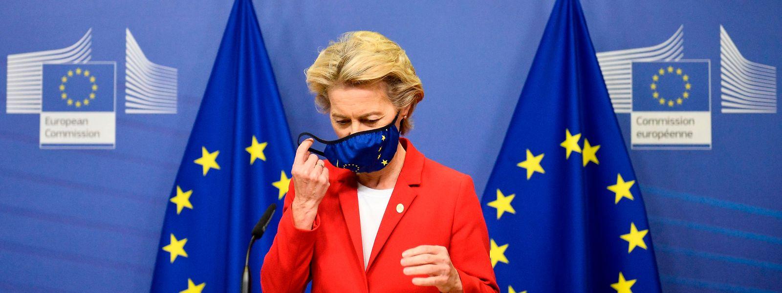 L'UE reproche au Royaume-Uni de ne pas respecter les accords signés lors du Brexit.