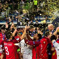 Euro de futsal: Un premier sacre pour le Portugal