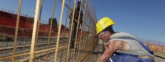 Trois cents postes sont à pourvoir dans le secteur du bâtiment au Luxembourg
