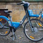 Bicicletas da rede vel'OH gratuitas até meados de abril