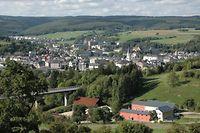 Ettelbrück, Panoramablick