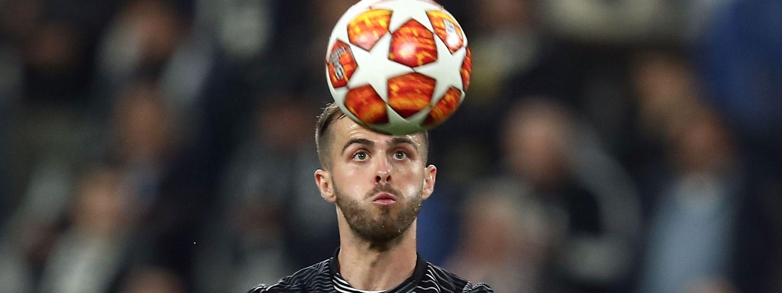 Miralem Pjanic ist von Juventus Turin zum FC Barcelona gewechselt. Derzeit kann der Mittelfeldspieler aber nicht trainieren.