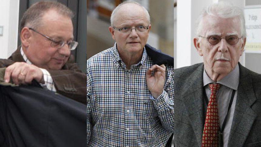 Am Dienstag wird die Kriminalkammer sich erneut mit der Gegenüberstellung der ehemaligen Sûreté-Beamten Schockweiler, Büchler und Haan befassen.