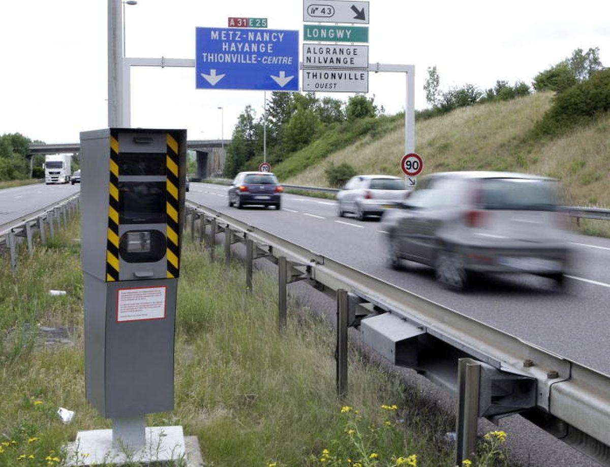 Les infrastructures ont été améliorées sur l'A31, sans effet tangible sur le nombre d'accidents