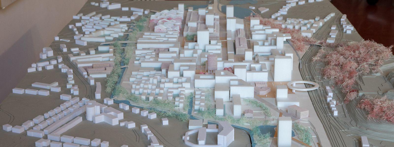 Les premiers travaux sur l'ancien site de l'Arbed entre Esch et Schifflange ne sont pas attendus avant 2024 ou 2025.