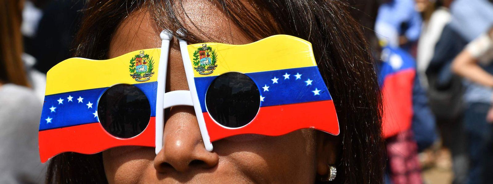 Am Mittwoch gingen erneut mutige Menschen gegen das Maduro-Regime auf die Straße.