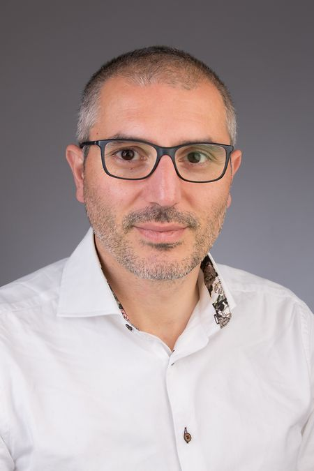 Der neue Aleba-Präsident Roberto Mendolia.