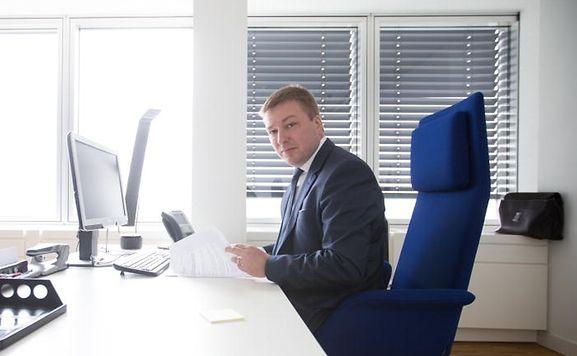 Minister Marc Hansen: raus aus dem Büro, hin zu den Bürgern.