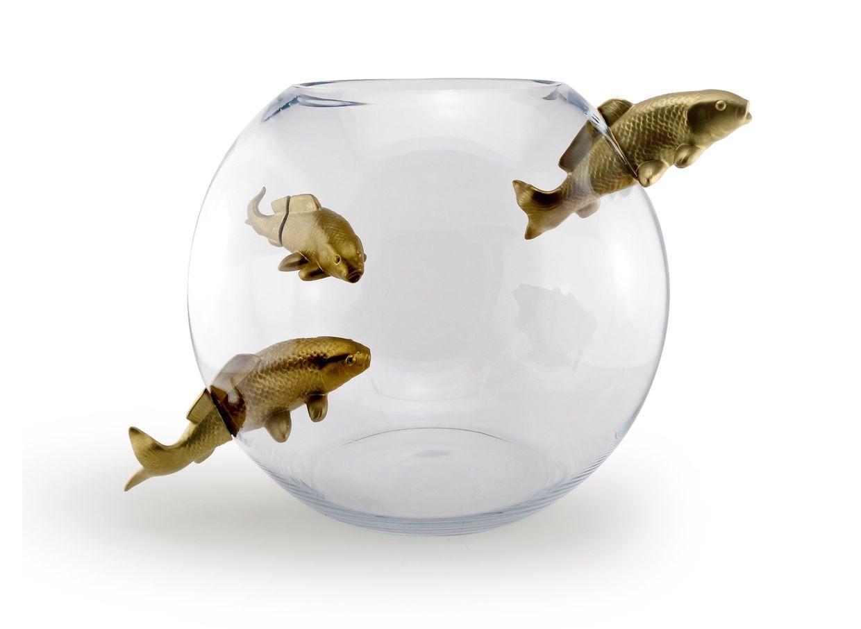 """Vase """"No Limit"""" de Roche Bobois, environ 490 euros."""