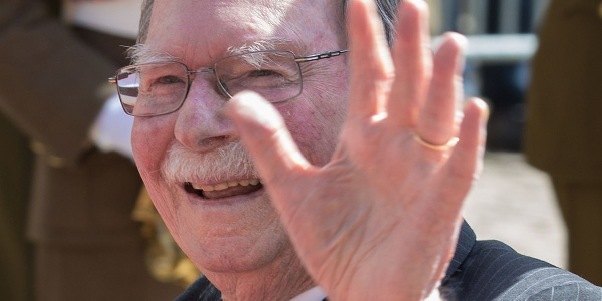 Le Grand-Duc Jean est décédé ce mardi 23 avril à l'âge de 98 ans.
