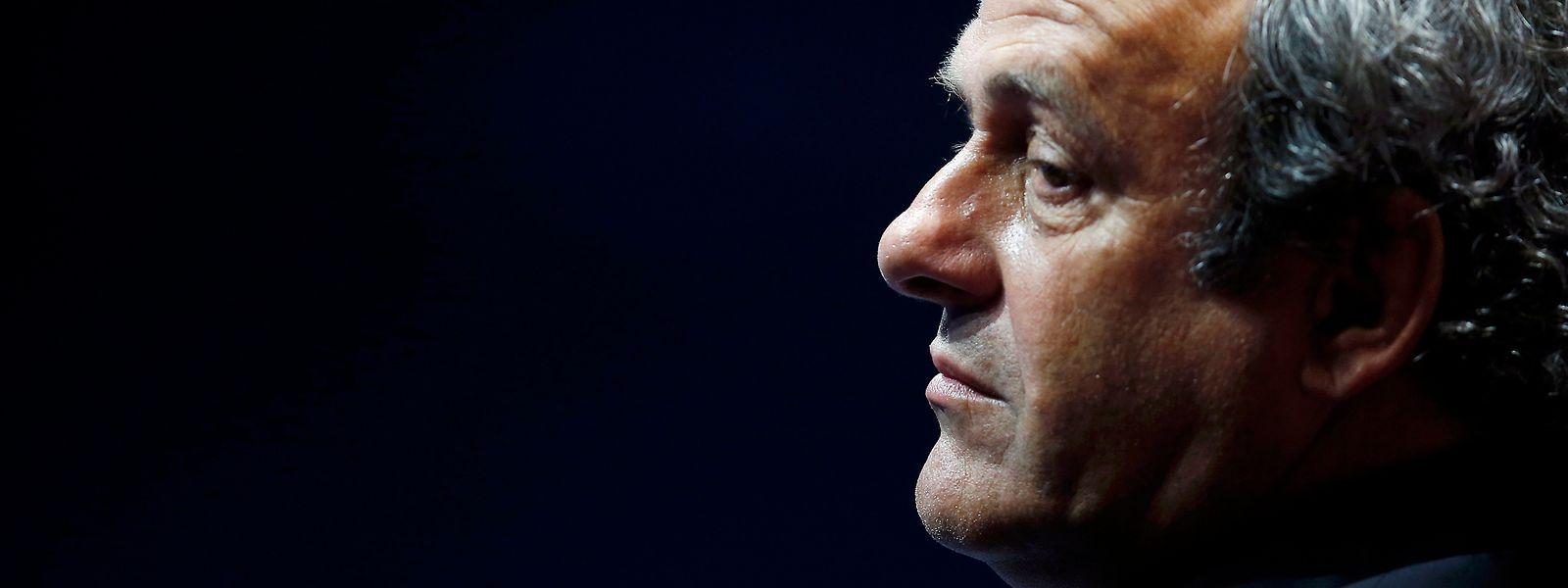 Michel Platini muss sich wegen Korruptionsvorwürfen verantworten.