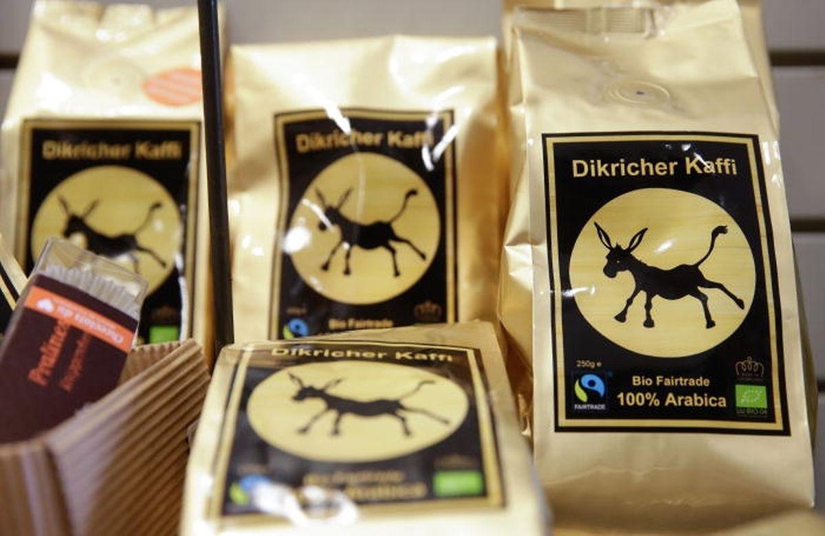 Für acht Millionen Euro wurde letztes Jahr in Luxemburg Fairtrade-Kaffee verkauft.