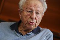 Claude Marx. Président du Consistoire israélite de Luxembourg. Photo: Guy Wolff