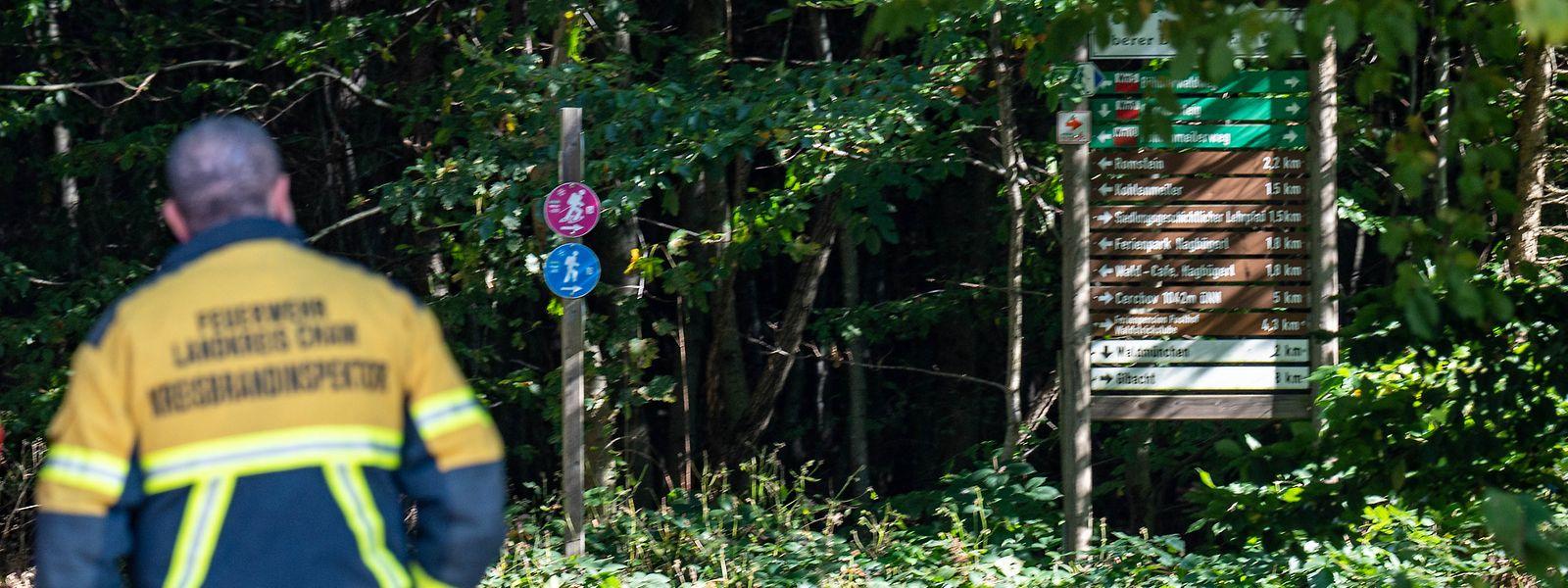 Bei einer Wanderung am tschechischen Berg Cerchov war das Mädchen aus Berlin am Montag verschwunden.