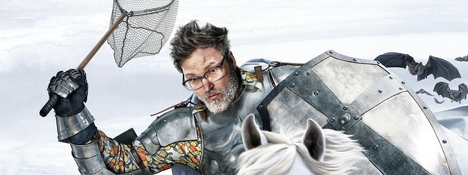 Paul Panzer – mit bürgerlichem Namen: Dieter Tappert – mischt seit 2005 die deutsche Comedyszene auf.