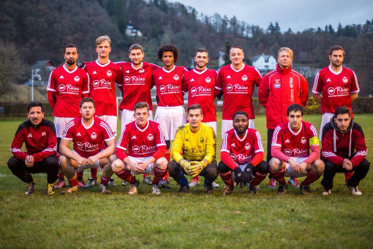 Le FC Claravallis Clervaux, auteur d'un match nul (2-2) face à Wilwrewiltz, dimanche