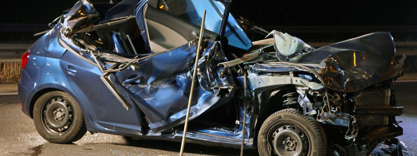 Unfall Autobahn A1