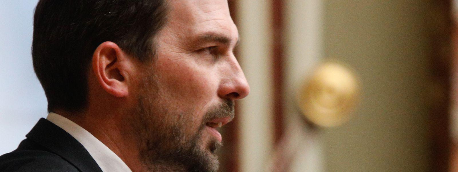 A 44 ans, le député Yves Cruchten brigue la présidence du parti socialiste