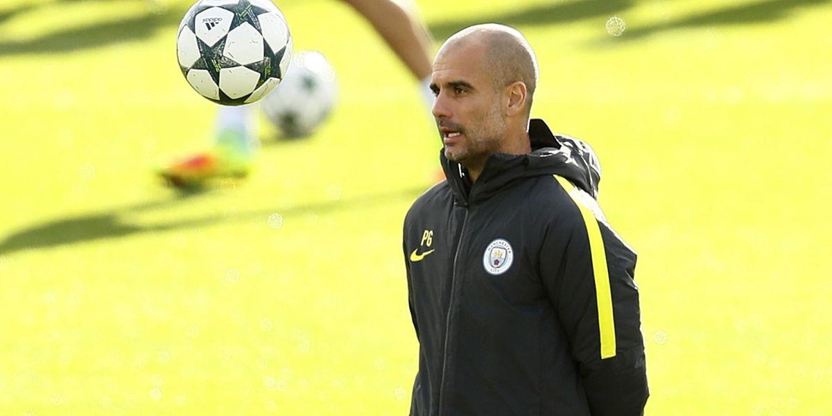 """A la tête de Manchester City, Pep Guradiola revient dans """"son"""" Camp Nou défier le FC Barcelone"""