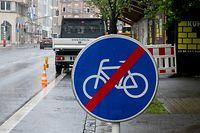 Die Avenue Marie-Thérèse ist eine bekannte Gefahrenstelle für Radfahrer in der Hauptstadt.