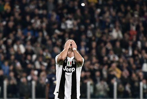 Bitterer Abend für Juventus