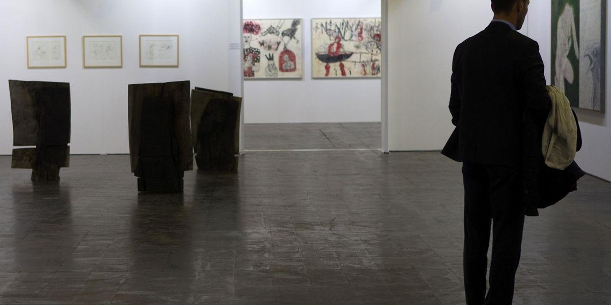 Die Luxembourg Art Week schließt ihre Pforten am kommenden Wochenende.