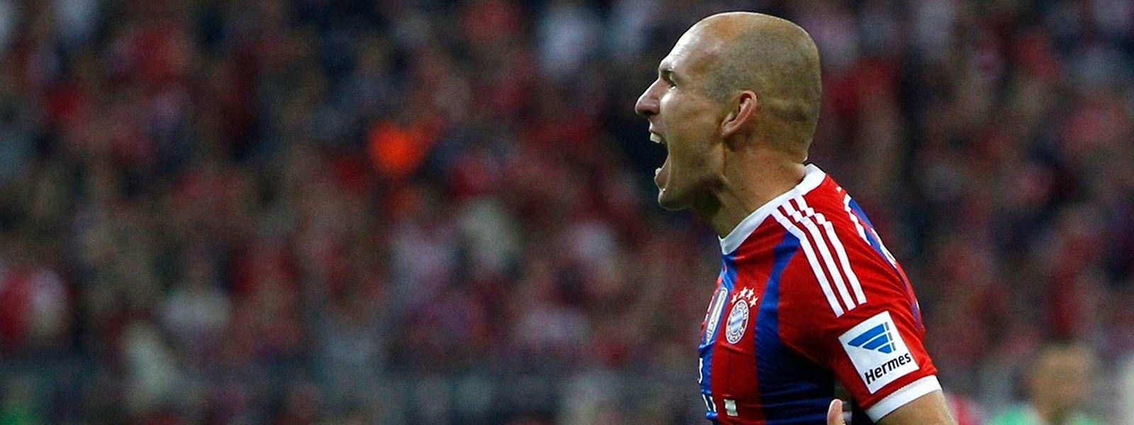 """Arjen Robben: """"Ich habe nie aufgegeben."""""""