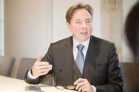 """Marc Bichler wurde 2014 von der luxemburgischen Regierung zum """"Ambassadeur itinérant pour le changement climatique"""" ernannt."""