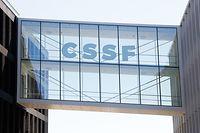 Luxembourg Times, Wirtschaft, neues CssF Gebäude, Claude Marx, neuer Generaldirektor,   Foto: Anouk Antony/Luxemburger Wort