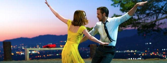 """O filme """"La La Land"""" arrecadou 14 nomeações para os Óscares"""
