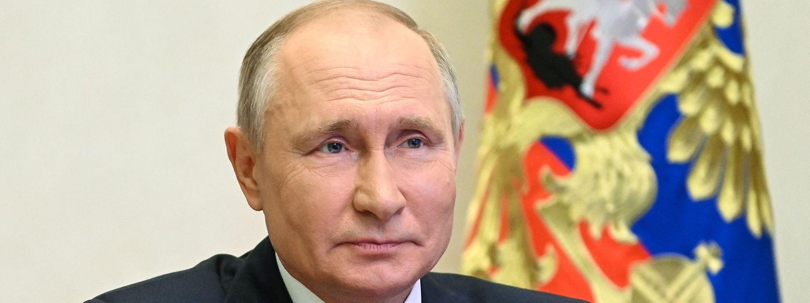 Die Regierung rund um Wladimir Putin sieht die Unabhängigkeit der russischen Wahlen durch die USA bedroht.