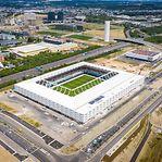 Novo estádio deve ser inaugurado até 1 de setembro