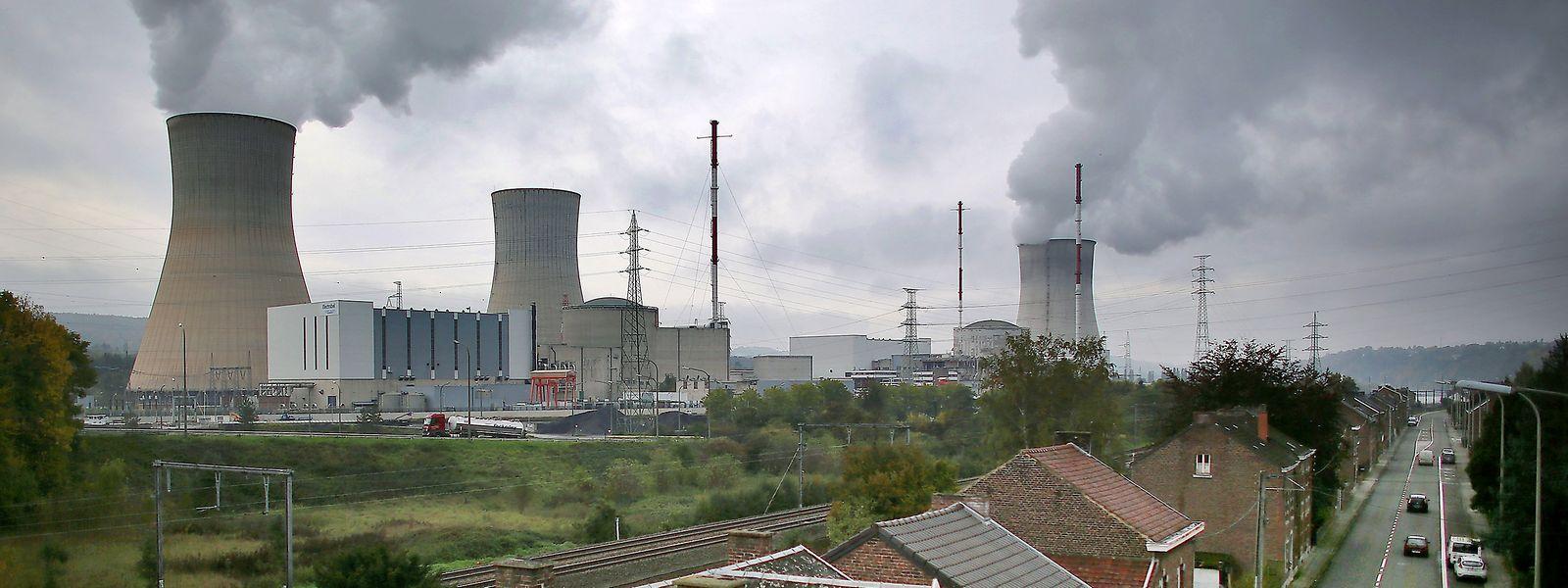 Das Atomkraftwerk Thiange steht seit Jahren in der Kritik. Von vielen Seiten wird die Abschaltung des Reaktors gefordert.