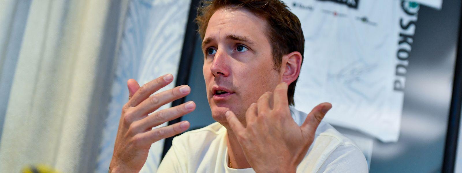 Andy Schleck erinnert sich ganz genau an den Verlauf der Tour de France 2010.
