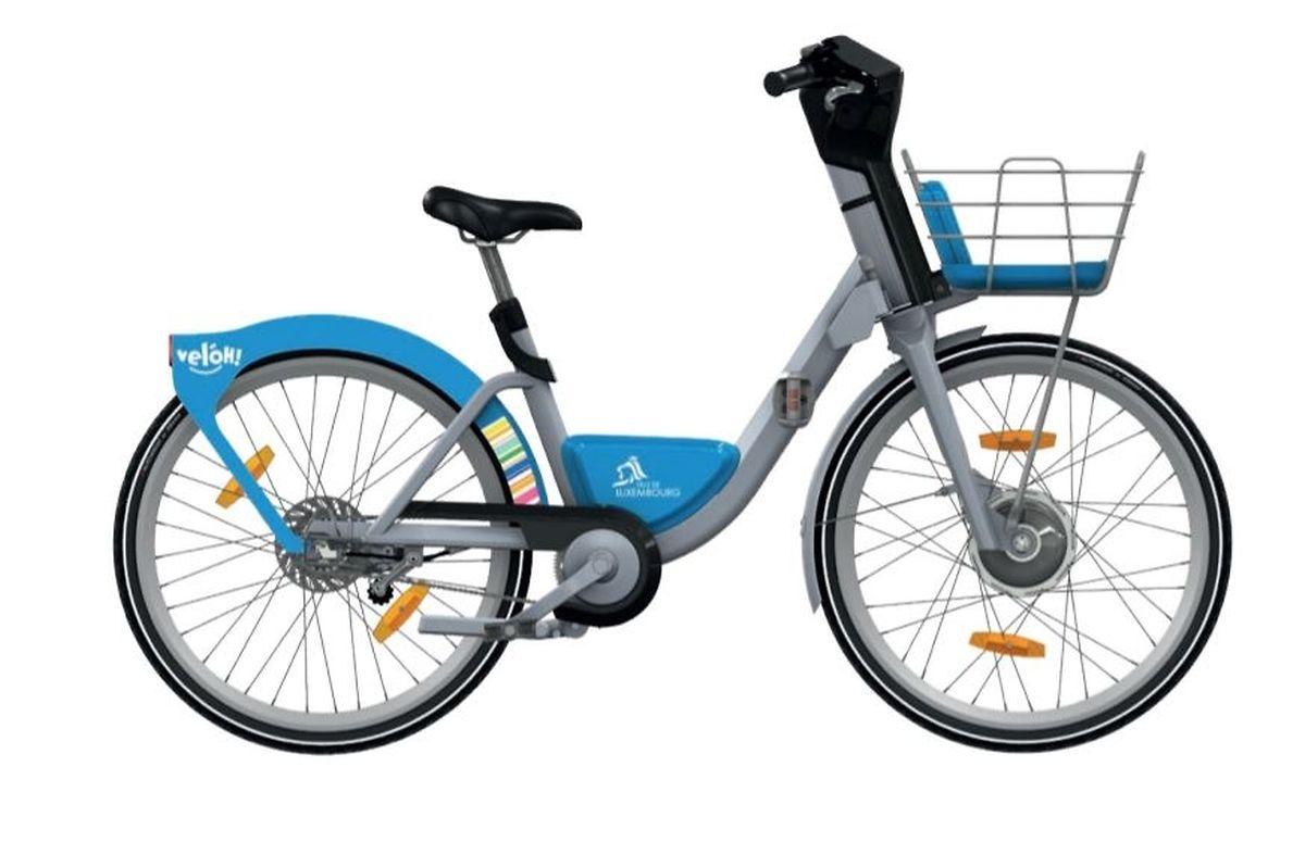 Die neuen Elektroräder verfügen über ein neues Design und bieten die Möglichkeit, Handys während der Fahrt aufzuladen.