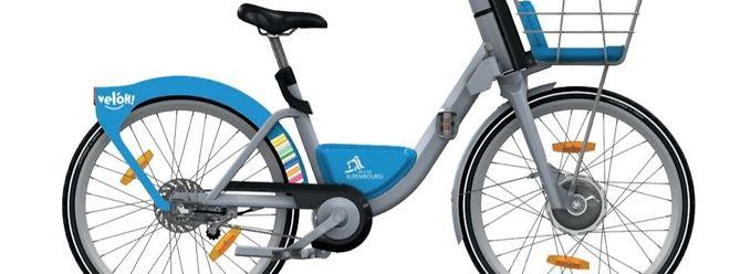 Les nouveaux vélos auront un design plus moderne que les modèles précédents.