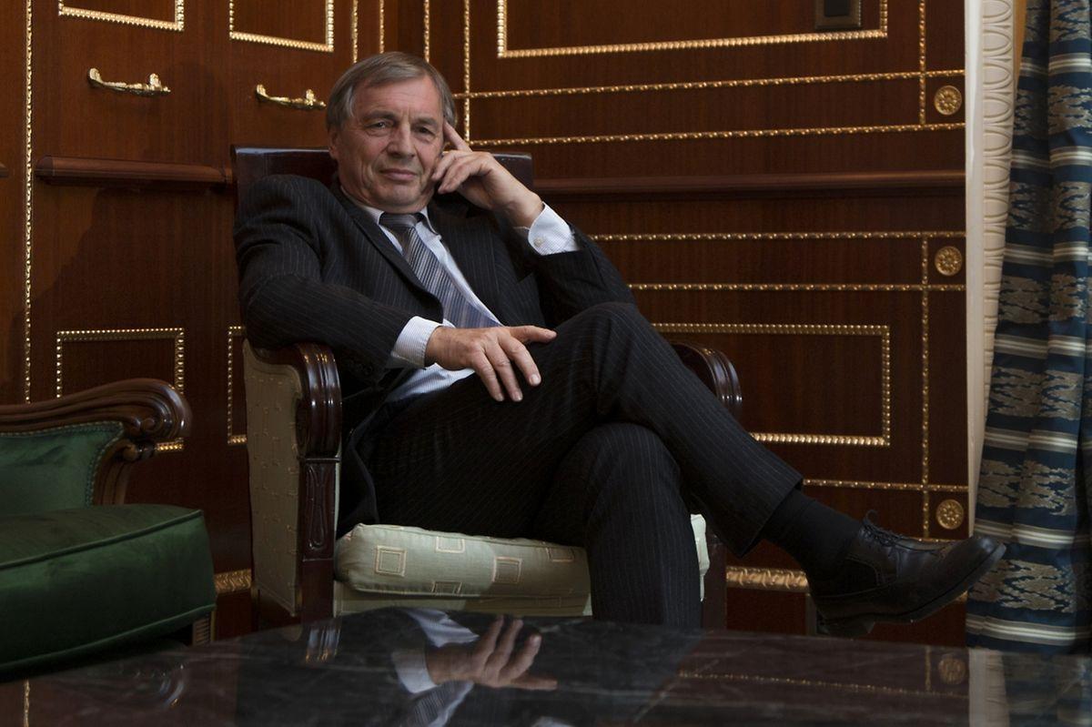 Le fauteuil de l'ancien ministre de l'Economie Jeannot Krecké serait-il menacé?