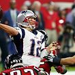 Überragend: Patriots-Quarterback Tom Brady.