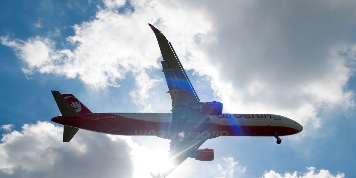 Air-Berlin-Mitarbeiter wechseln bereits zur Lufthansa-Tochter Eurowings.