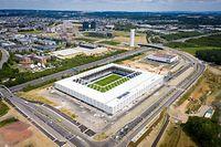 Fußballstadion Kockelscheuer - Stade de Foot  Kockelscheuer - Foto: Pierre Matgé/Luxemburger Wort