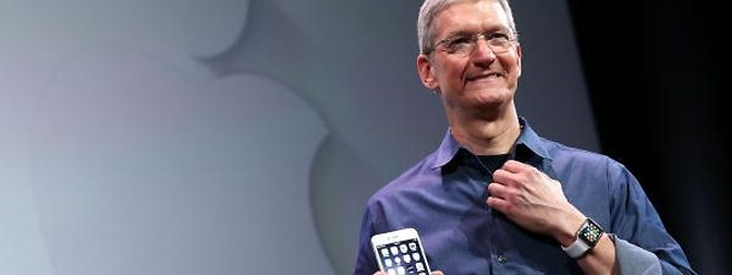 Es wird erwartet, dass CEO-Chef Tim Cook am Mittwoch ein neues iPhone vorstellen wird.