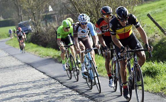 Gand-Wevelgem : le patron, c'est Van Avermaet