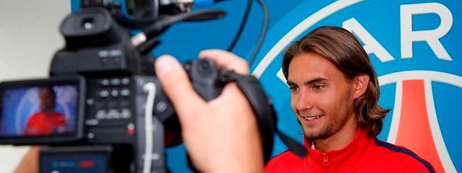 Virgiliu Postolachi a signé son premier contrat pro avec le PSG au début du mois de juillet. Il est lié au champion de France jusqu'au 30 juin 2021.